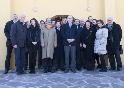The members at ZARAGOZA AGM for FIMA 2012