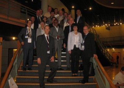 AGM in Clermont-Ferrand, October 2013