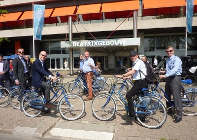 historical Utrecht bicycle tour
