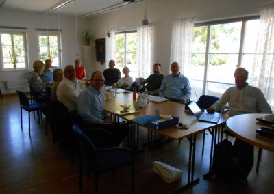 A moment of AGM in Sweden